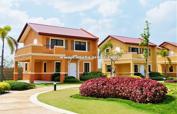 Camella Ormoc House and Lot for Sale in Ormoc Philippines