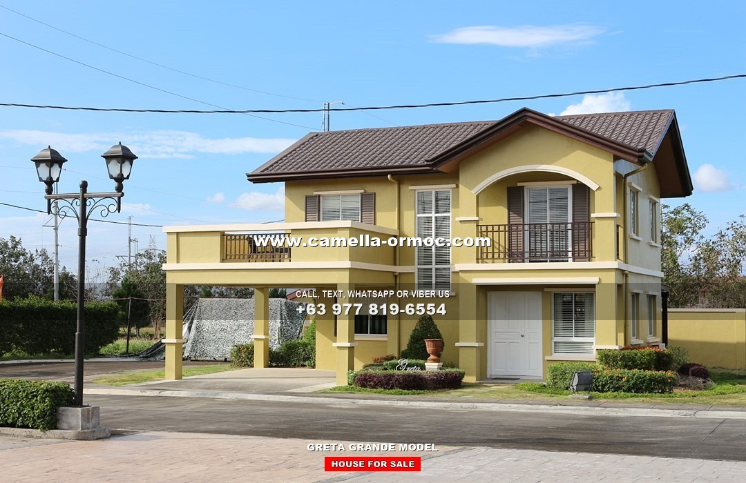 Greta House for Sale in Ormoc