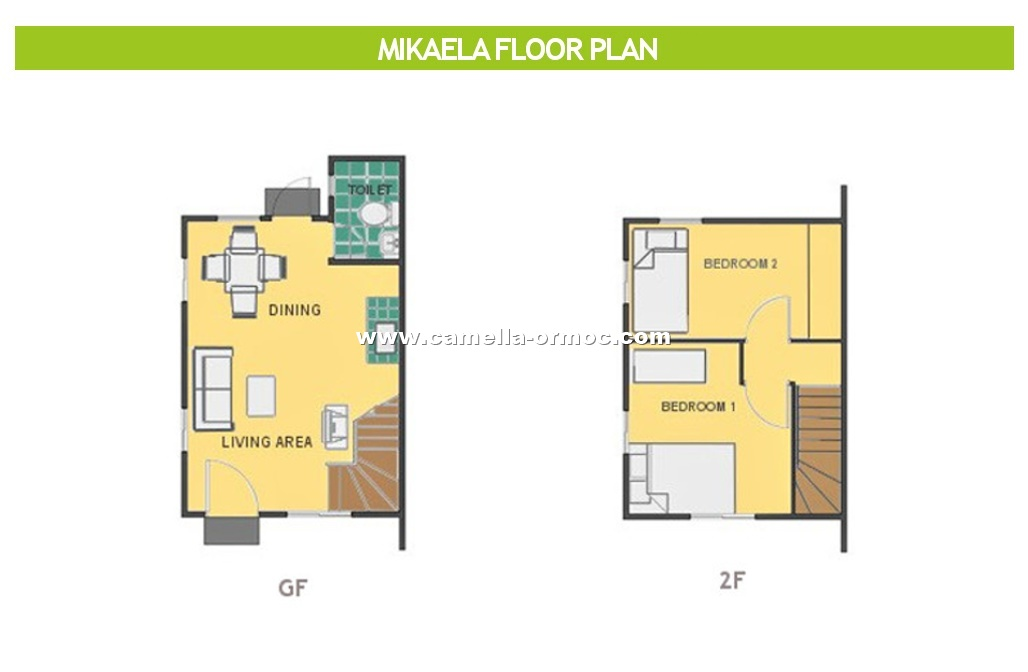 Mikaela  House for Sale in Ormoc