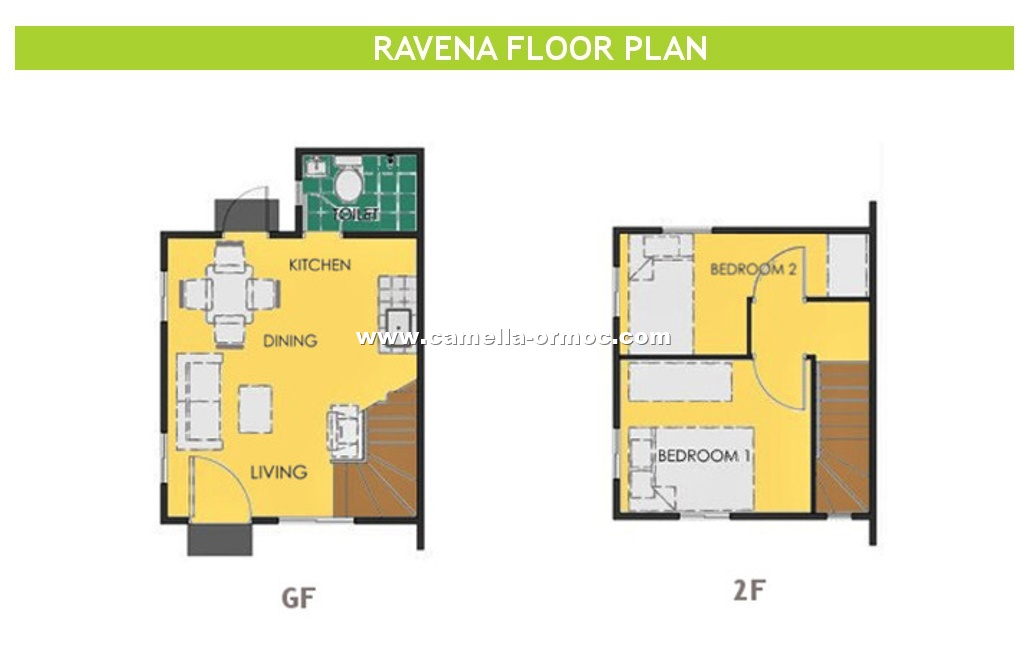 Ravena  House for Sale in Ormoc