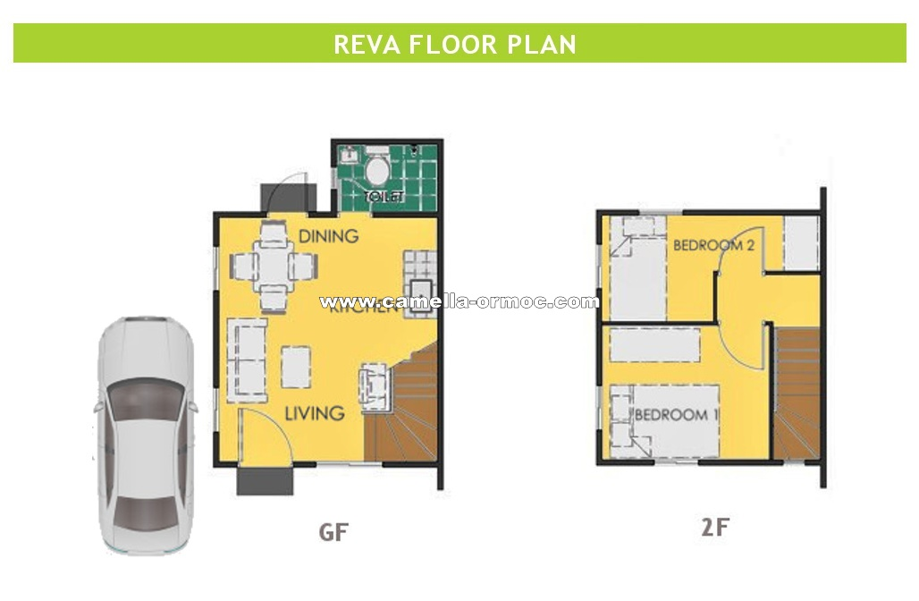 Reva  House for Sale in Ormoc