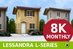 Lessandra Affordable Houses in Camella Ormoc