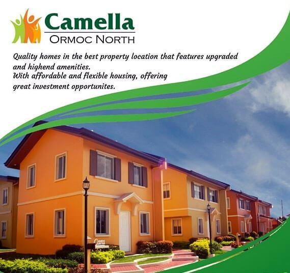 News regarding Camella Ormoc.