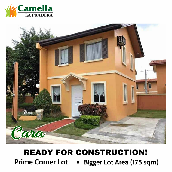 RFO Houses for Sale in Camella Ormoc.