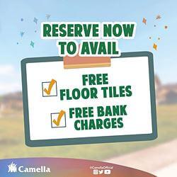 Promo for Camella Ormoc.